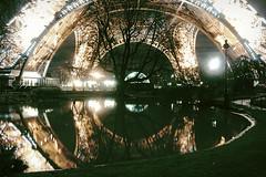 The other side of the Eiffel Tower (alexandre lopidorin) Tags: paris canon tour twer effeil 650d t4i franec eiffetl