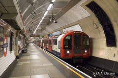 1992 Stock 20141221 Lancaster Gate (steam60163) Tags: londonunderground centralline londontransport