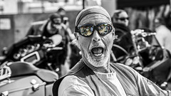 20150110 5DIII Thunder by the Bay 94 (James Scott S) Tags: street portrait color bike by canon scott james bay florida candid rally s harley moto bmw motorcycle biker sarasota fl hd davidson thunder selective 5d3 5diii