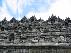 The Many Buddhas of Borobudur