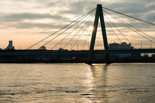 Köln - Severinsbrücke