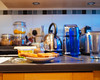 Day 2 (Eugene Lum) Tags: kitchen glass breakfast bread plateau knife kettle butter utensil landforms jars kitchentop
