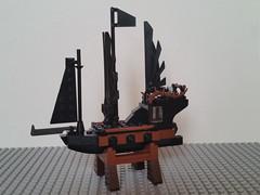BlackMery01 (Adalbertson) Tags: ship lego pirates microscale