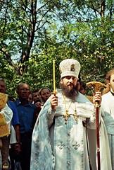 58. Крестный ход на Преображение Господне 2000 г