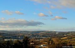 Photo of Blackwood from Mynyddislwyn