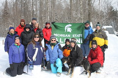 Photo representing Dog Sledding Tour, February 2015