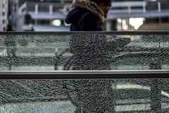 Broken glass (Brigante..) Tags: urban colors fuji brokenglass fujifilm 35mmf14 brigante xt1