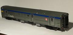 VIA 8621 HO (Timberley512) Tags: up rail via ho baggage 8621