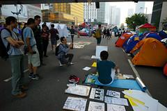 Umbrella Revolution #769 () Tags: street leica ltm people news umbrella hongkong democracy movement day candid voigtlander central protest stranger demonstration revolution hongkongisland admiralty socialevent f40 m9 l39 21mm m39 occupy umbrellarevolution voigtlander21mm leicam9 occupycentral