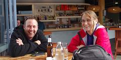 Keiren & Phil (Markj9035) Tags: newzealand crab auckland asb yaught aucklandharbour