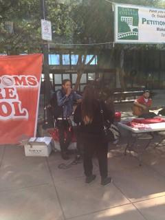 International Condom Day 2015: USA - Oakland, CA