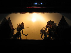 Shadows of the Shadow Puppets