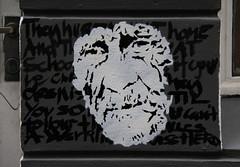 Street Art (dese) Tags: streetart man norway photo foto noruega bergen hordaland vestlandet noreg february23 gatukonst 2015 dese arteurbana gatekunst arturbain hordalandfylke bergenkommune desefoto