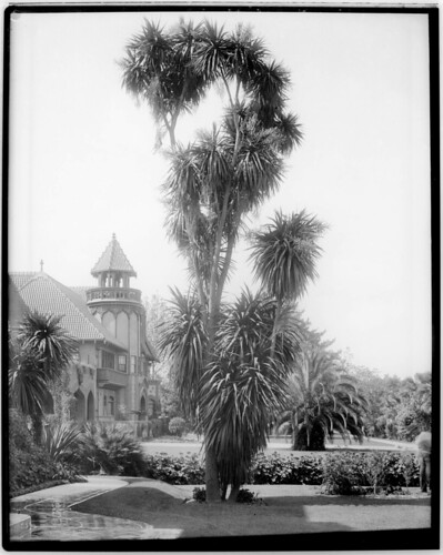 Residence of Judge Charles Silent, Chester Place, ca.1920 (CHS-2373)