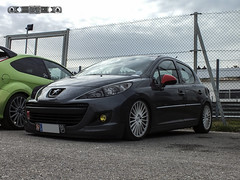 Peugeot 207 GTi '12 (GonzaloFG) Tags: detail slr ford chevrolet car sport skyline honda spain italia nissan evolution ferrari camaro mclaren enzo bmw gto jaguar mustang m3 ducati audi lamborghini rs m6 m5 challenge avant v8 rs2 spotting s2000 e30 nsx gallardo amg drifting rs4 typer gtr trackday murcielago etype quattro gt40 f40 r8 f12 rs6 v12 f50 cosworth nismo e46 r34 e36 berlinetta superleggera 458 899 m3csl desmosedici panigale ftype 275gtb rs3 e92 worldcars circuitodeljarama stralade m235i