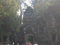 Angkor Wat Entrance Way