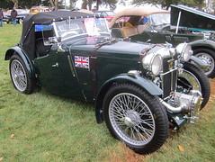 1934 MG PA (splattergraphics) Tags: mg pa 1934 carshow hersheypa aaca mgpa worldcars aacaeasterndivisionfallmeet