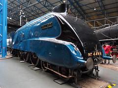 Mallard (Megashorts) Tags: york uk england museum yorkshire railway olympus pro f28 nationalrailwaymuseum omd em10 mzd 1240mm
