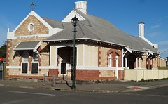 Port Elliot. The Post Office. Built in 1910. (denisbin) Tags: church hotel postoffice institute southcoast anglican councilchamber portelliot