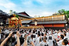 -   Gion Festival (Active-U) Tags:  japan  kyoto