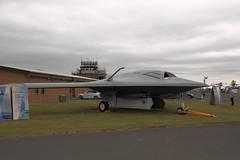 Northrop Grumman X-47B (Tony Howsham) Tags: canon eos us force aircraft air united sigma airshow states raf fairford grumman riat 2016 northrop raffairford 18250 400d x47b