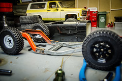 Rat Rod RC Chassis (Strangely Different) Tags: rc4wd ratrod crawler rccrawler scalerc tinytrucks 32ford hot rod classic rceveryday