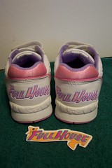 Full House shoes from the '90's (Hujoos Rock) Tags: shoes fullhouse collectibleshoes fullhousesneakers