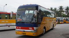 Yellow Bus Line A-42 (rey22 Photography) Tags: yellow mindanao yutong philbes