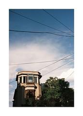 Somewhere In Bucharest (Punkroyaltiger) Tags: film analog kodak contax romania portra bucharest