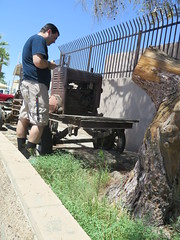 August 09, 2016 (26) (gaymay) Tags: california desert gay palmsprings riversidecounty coachellavalley geocache scavengerhunt cathedralcity