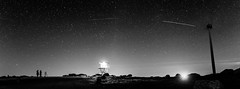 Only two of us and the stars (rapacinho5) Tags: longexposure love blancoynegro stars blackwhite ngc nightshooter starshunters