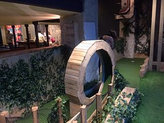 The Lighthouse course (Bex.Walton) Tags: london swingers crazygolf thecity minigolf