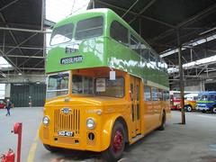 L405 (cessna152towser) Tags: leylandpd3 glasgow explore explored bus
