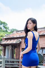 DSC_9584 (Robin Huang 35) Tags: 林昱 lynn 林安泰古厝 lady girl d810 nikon