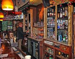 The Tavern Area, Berthas Restaurant and Bar (PhotosToArtByMike) Tags: berthasmussels fellspoint berthasrestaurantandbar baltimore maryland md tavern fellspointnationalhistoricdistrict historicwaterfront waterfrontcommunity storefronts 18thand19thcenturyhomes baltimoreharbor maritime