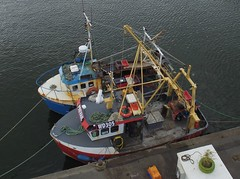 16-08-11 18-09-45 Arklow - view on Prevail (Stephen at i-Home/i-Fish (www.i-fish.ie)) Tags: drone dji phantom3 arklow n