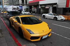 Lamborghini Gallardo LP560-4& Ferrari 458 Speciale (Gary Photo graphy) Tags: lamborghini gallardo lp5604 ferrari 458 speciale