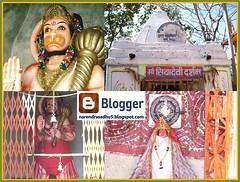 Sankat Mochan Hanuman Mandir at Siyadevi Temple (NarendraSadhuOfficial) Tags: siyadevinaragaon chhattisgarh bajrangbalistatues