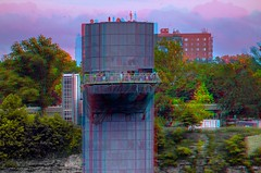 Niagara Falls Lookout 3-D ::: HDR/Raw Anaglyph Stereoscopy (Stereotron) Tags: niagara tourists north america canada province ontario niagarafalls anaglyph anaglyph3d redcyan redgreen optimized anaglyphic anabuilder 3d 3dphoto 3dstereo 3rddimension spatial stereo stereo3d stereophoto stereophotography stereoscopic stereoscopy stereotron threedimensional stereoview stereophotomaker stereophotograph 3dpicture 3dglasses 3dimage twin canon eos 550d yongnuo radio transmitter remote control synchron in synch kitlens 1855mm tonemapping hdr hdri raw cr2