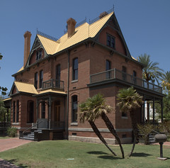 Rosson House (jimbowen0306) Tags: rossonhouse rosson downtown home homes phoenix phoenixaz arizona az unitedstates us usa olympuse600 olympus e600 house houses