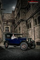 Pontiac 1926 (spotandshoot.com) Tags: adelaide blue southaustralia tourer automobile automotive car clothing family old photosession vintage sa australia pontiac 1926