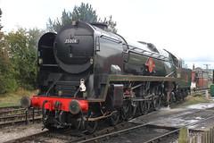 IMG_8404 (D9022) Tags: gloucesterwarwickshirerailway toddington 47376 freightliner gloucestershire 7903 d6948 37248 37215 35006 peninsular oriental sn co royal merchant navy class 4270 foremarke hall d8137 1693 d6036