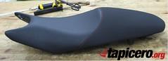 TAPIZADO-ASIENTO-F800S (Tapizados y gel para asientos de moto) Tags: tapizar f800s tapizado asiento moto