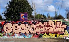 graffiti amsterdam (wojofoto) Tags: amsterdam graffiti wojofoto wolfgangjosten nederland netherland holland ndsm