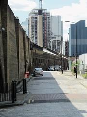 Tobacco Docks (Avvie_) Tags: frances coles london east spitalfields aldgate whitechapel jack ripper stepney wapping catherine wheel alley swallow gardens st georges mortuary