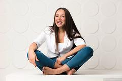 Yulia (Lumowelt) Tags: girl portrait studio strobe yaroslavl russia beautiful retrato softlight woman