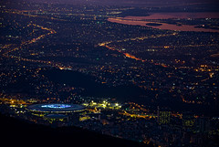DSC_3762_HDR (sergeysemendyaev) Tags: 2016 rio riodejaneiro brazil    corcovado trilhadocorcovado  hiking    scenery landscape   beauty outdoor    night nightcity nightview maracana  nikon