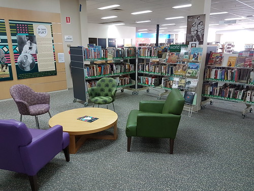 Griffith City Library, NSW, 28 September 2016