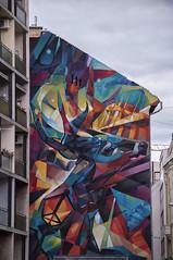 Explosin de color (Guillermo Relao) Tags: budapest hungra humgary guillermorelao nikon d90 grafiti graffitti grafitti