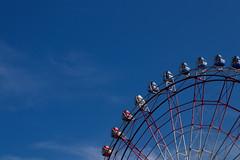Ferris wheel (t.kunikuni) Tags: jp       japan ibarakiken ibaraki hitachinaka hitachinakashi hitachiseasidepark  ferriswheel